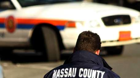 Nassau police officers would receive their first salary
