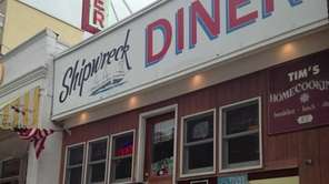 Tim's Shipwreck Diner in Northport. (Sept. 3, 2013)