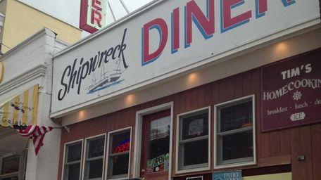 Tim's Shipwreck Diner in Northport. (Sept. 3, 2013)