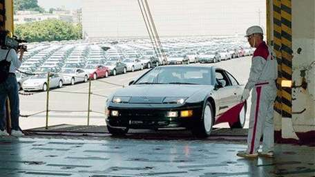 The Nissan 300ZX led the performance rebirth of