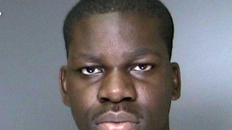Stoker Olukotun Williams, 24, of Bay Shore, has