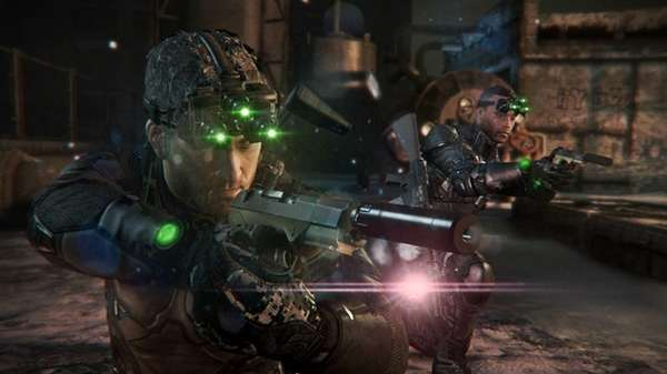 """Splinter Cell: Blacklist"" offers high-performing playing models that"