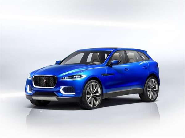 The C-X17 has been created as a design