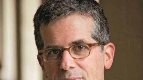 Jonathan Lethem, author of