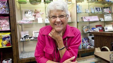 Helen Ullman, 79, of Massapequa Park, a sales