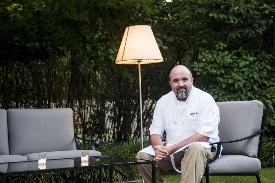 Chef Michael Rozzi of The 1770 House in