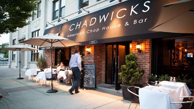 Chadwicks American Chop House & Bar in Rockville