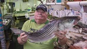 Kevin Halton, owner of Two Cousins Fish Market