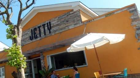 Jetty Bar & Grill in Long Beach. (Sept.
