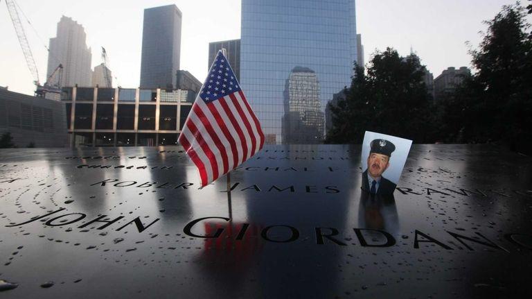 A photo of New York City firefighter Robert