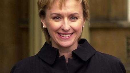 Tina Brown is reported to be leaving the
