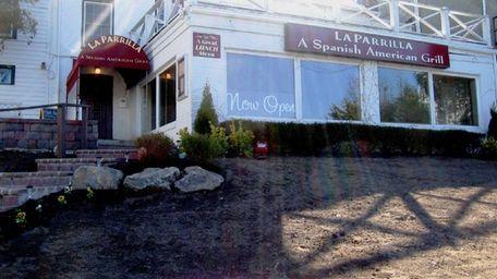 La Parrilla serves Spanish and Latin American fare