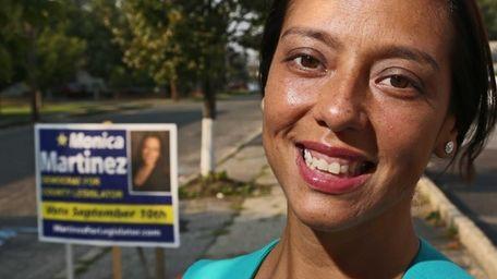 Suffolk legislative District 9 Democratic primary winner Monica