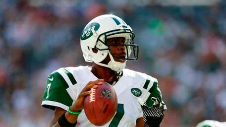 Geno Smith of the the New York Jets.