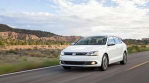 Volkswagen's 2013 Jetta Hybrid is different and pretty