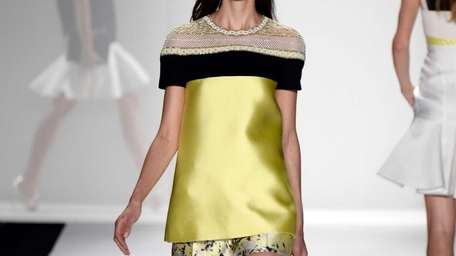 J. Mendel's spring 2013 collection is full of