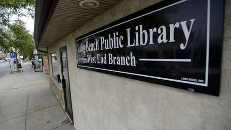 The West End Branch of the Long Beach