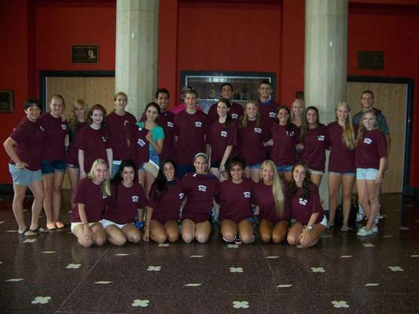 In North Bellmore, Mepham High School's Peer Leaders