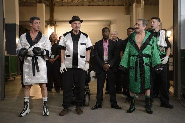 Sylvester Stallone and Robert De Niro star as