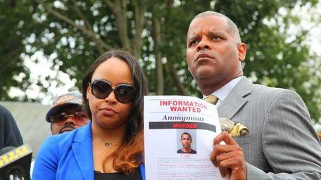 Chrissie Quinones, whose son Dante was fatally shot
