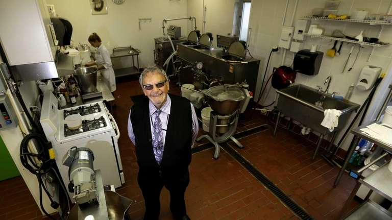 Tofutti owner David Mintz says he prefers hiring