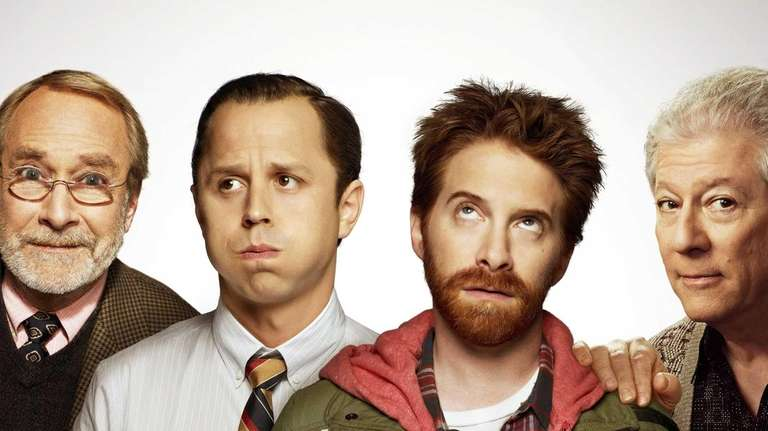 Stars of the new Fox sitcom,