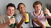 Drinking tied to unsafe driving, marijuana use linked