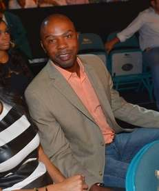 Television personality and former NBA player Greg Anthony