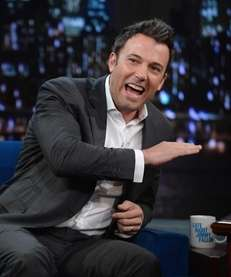 "Ben Affleck visits ""Late Night with Jimmy Fallon"""
