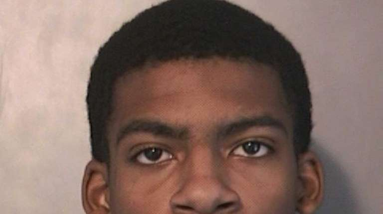 Tyleek Bussie, 20, who has no known address,