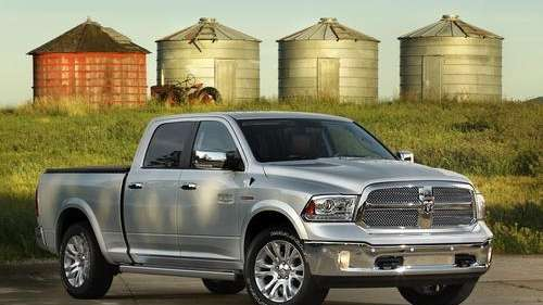 After Dodge Ram Split Chrysler Trucks Have Surged Newsday