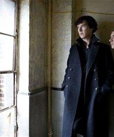 """""""Sherlock"""": Naturally, I am speaking of the Steven"""