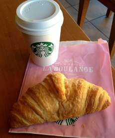 San Francisco's La Boulange Cafe & Bakery now