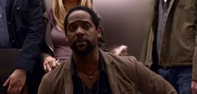 Actor Blair Underwood was the star of the