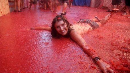 The Nassau Coliseum's Electric Tomato Festival has been