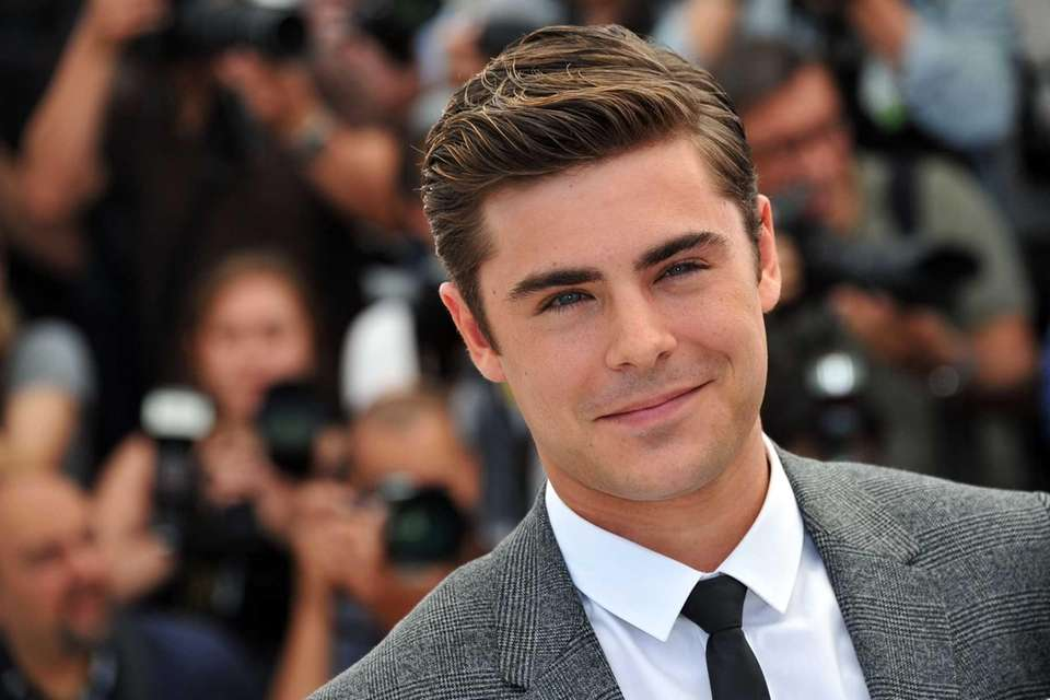 In 2014, Zac Efron appeared on NBC's