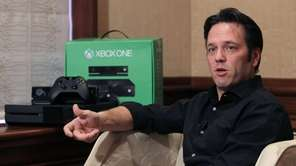 Phil Spencer, corporate vice president of Microsoft Studios