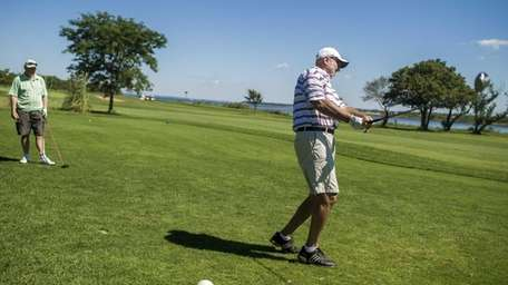 The Indian Island Golf Course in Riverhead is