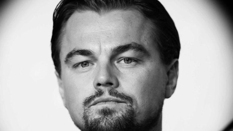 Leonardo DiCaprio is set to play Woodrow Wilson