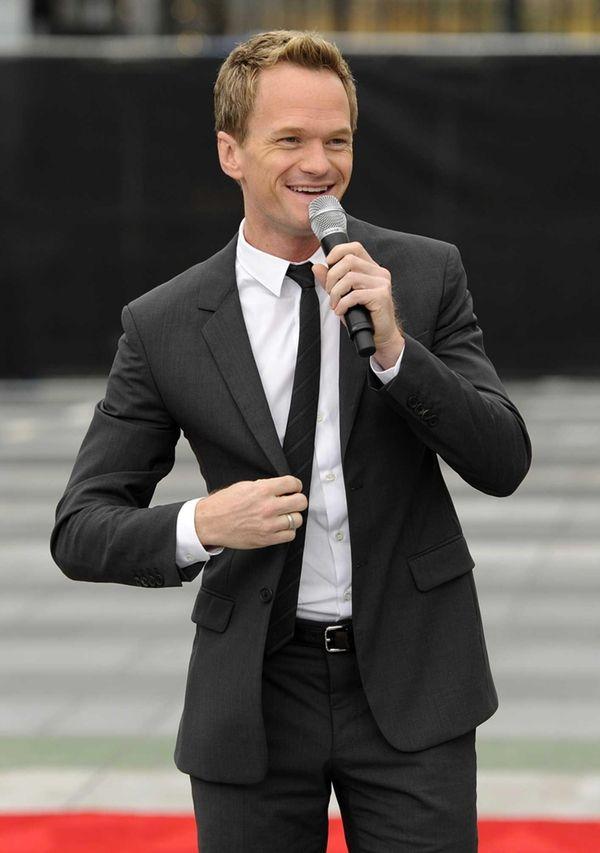 Neil Patrick Harris, host of Sunday's 65th Emmy