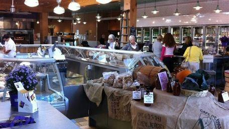 Love Lane Market in Mattituck sold specialty groceries,