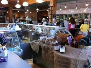 Love Lane Market in Mattituck sold specialty groceries,