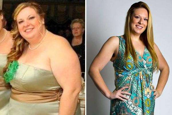 Jamie Lynn Granelle weighed nearly 300 pounds when