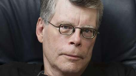 Stephen King, author of