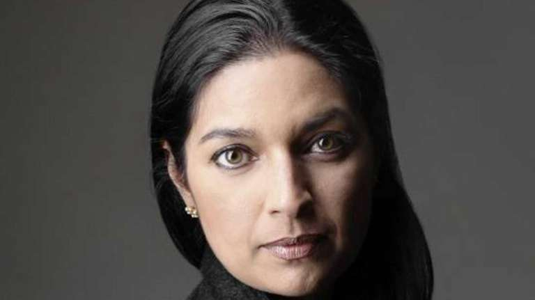 Jhumpa Lahiri, author of