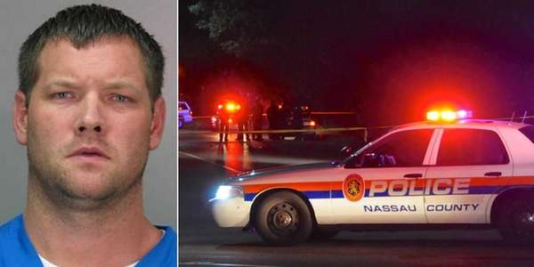 Matthew Johnstone, 37, of Massapequa, has been charged