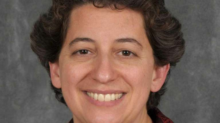 Nancy Goroff has been appointed associate provost for