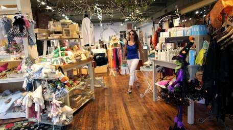 2. Willy Nilly Trading Company Inside Willy