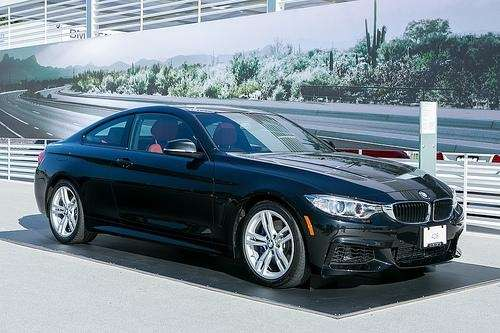 The BMW 4-Series is designed to replace the