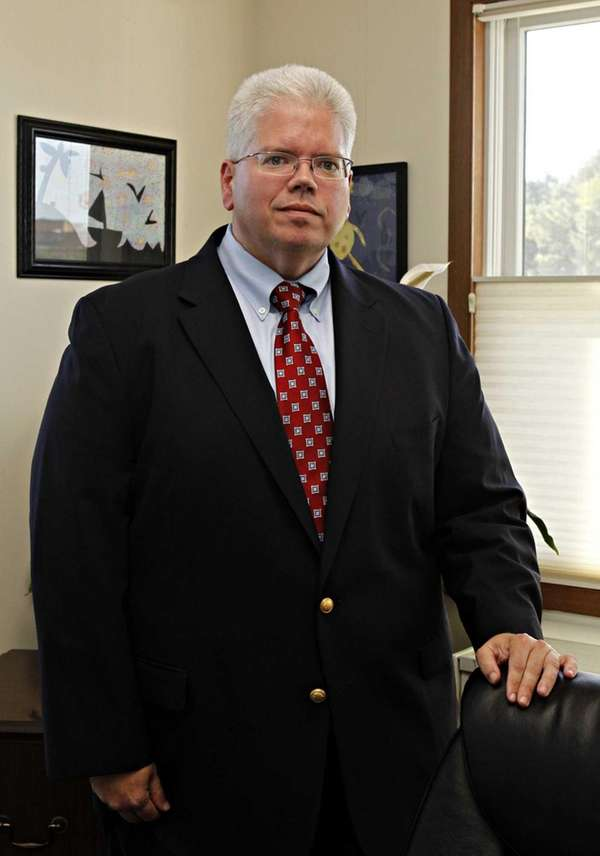 Rocky Point School District Superintendent Dr. Michael Ring.